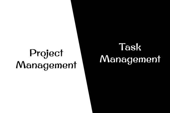 Difference Between Project Management And Task Management