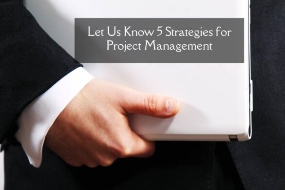 Strategies for Project Management