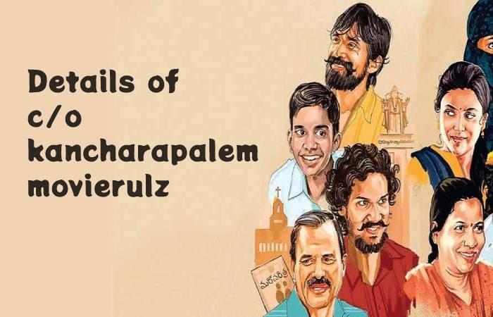 Details of c_o kancharapalem movierulz