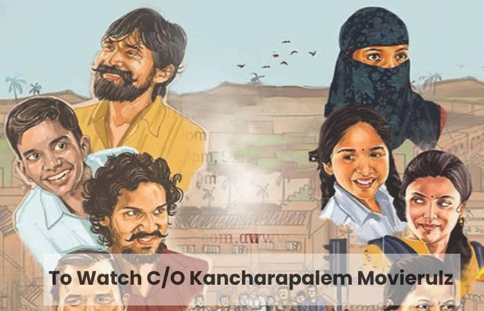 To Watch C/O Kancharapalem Movierulz