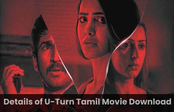 U-Turn Tamil Movie