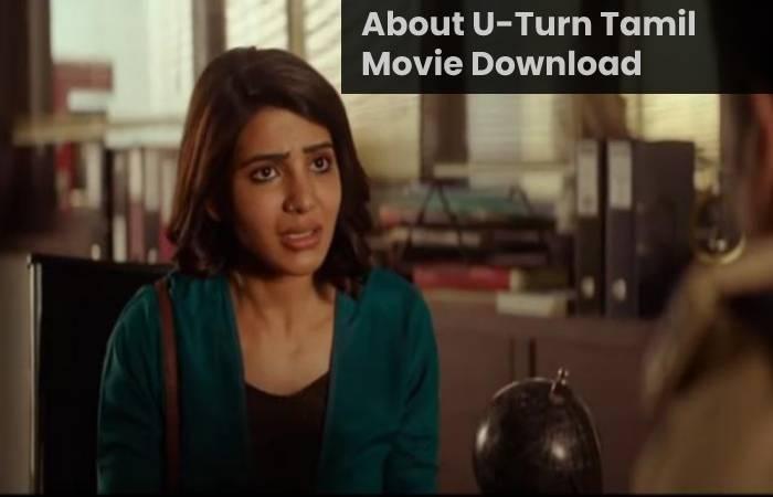 u turn movie