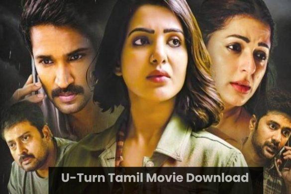U-Turn Tamil Movie Download